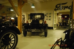 A-Ford museum