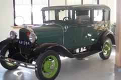 A-Ford 4-deurs