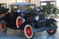 A-Ford Cabriolet 1931